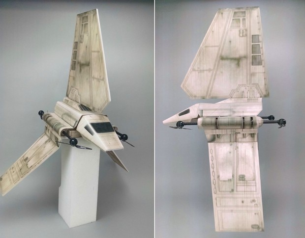 Imperial Shuttle Drone