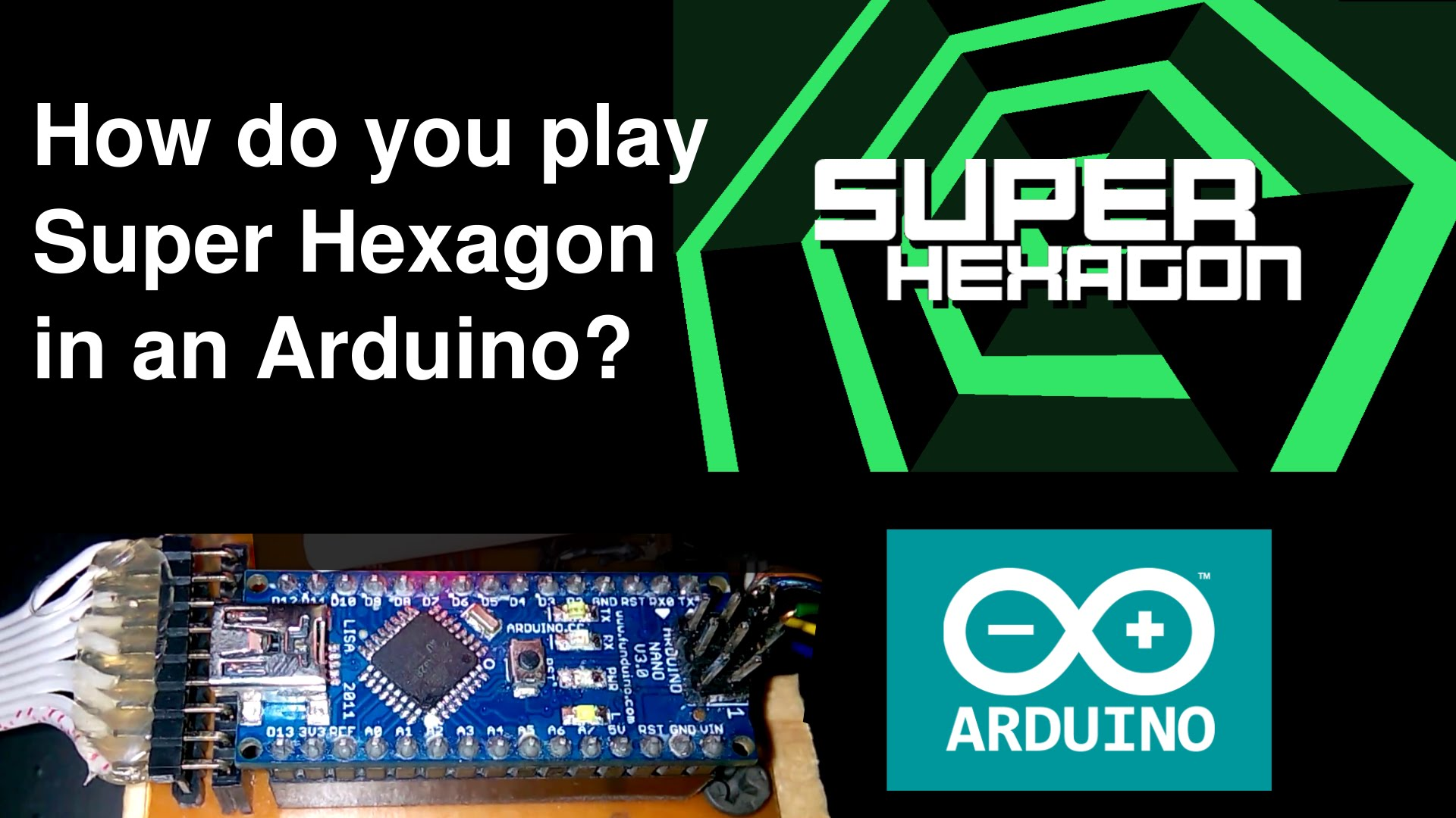 Arduino and LEDs Transform Your Fan into a Video Game