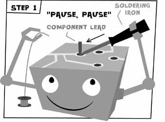 Let's Learn to Do the Solder Dance
