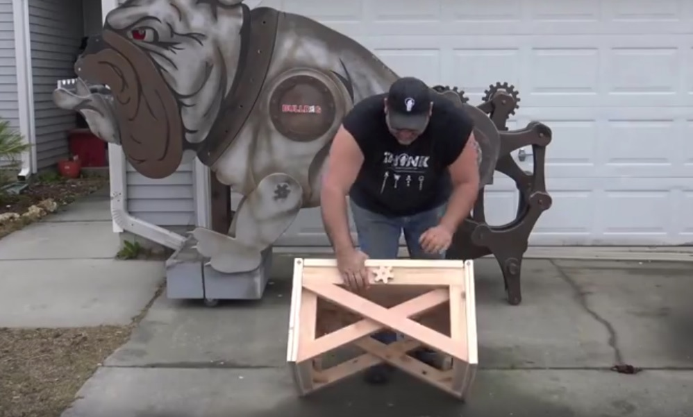 """Building the """"Impossible Bench"""""""