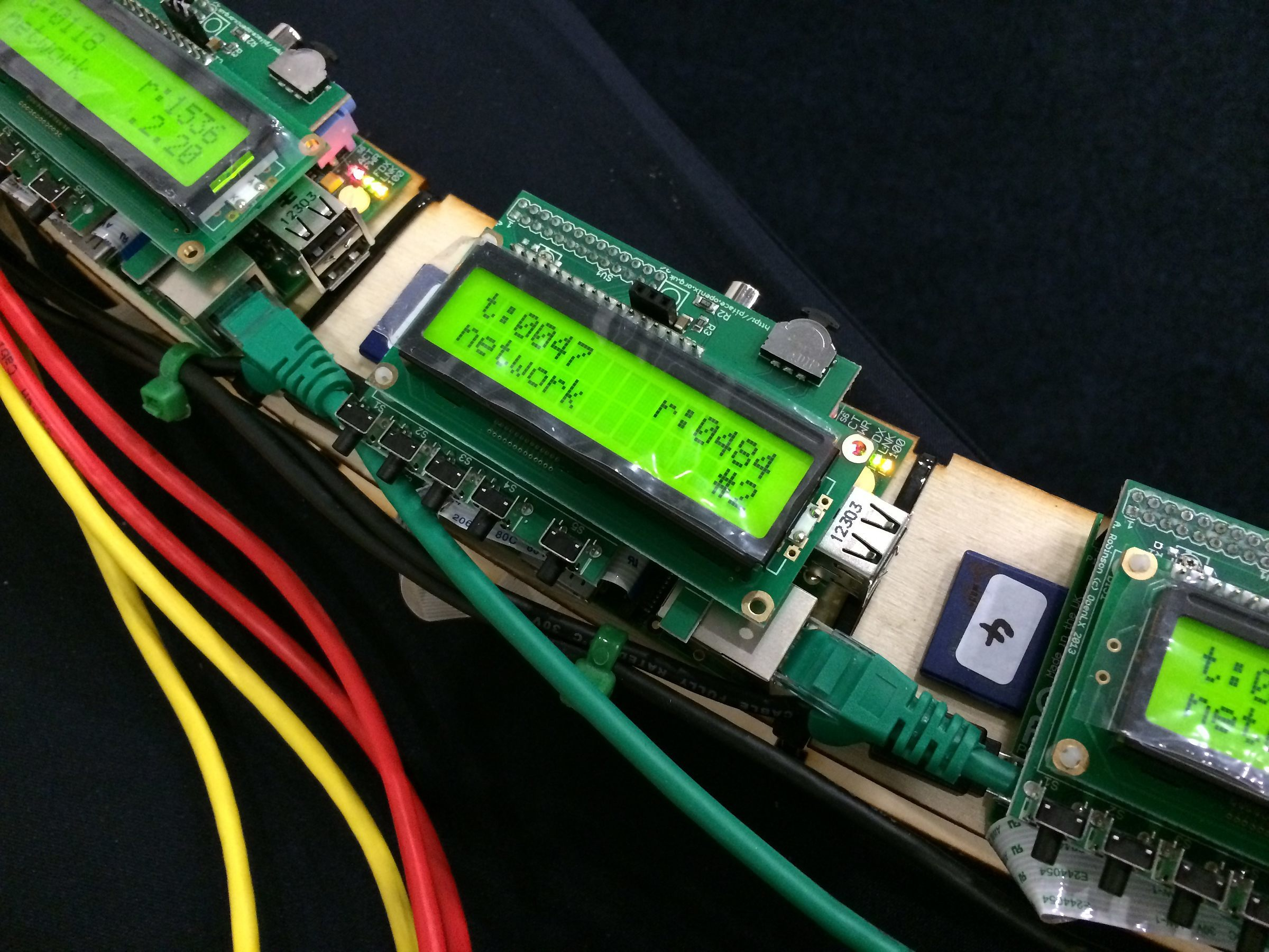 5 Projects To Celebrate Raspberry Pis Fourth Birthday Make Digital Ping Pong Circuit The Frozen