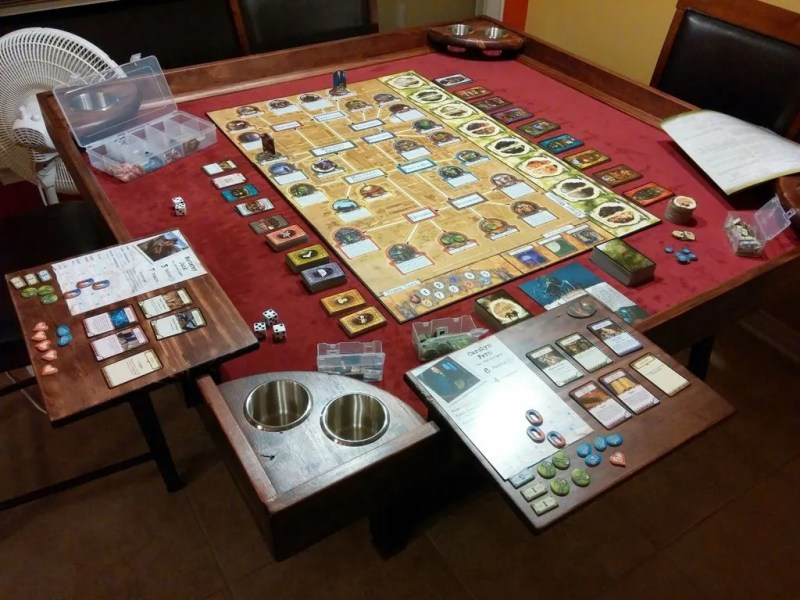 Ultimate Guide to Great DIY Gaming Tables   Make  Article Featured Image