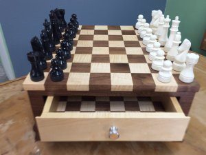 YouTube Maker Stars Collaborate on Charity Chess Set