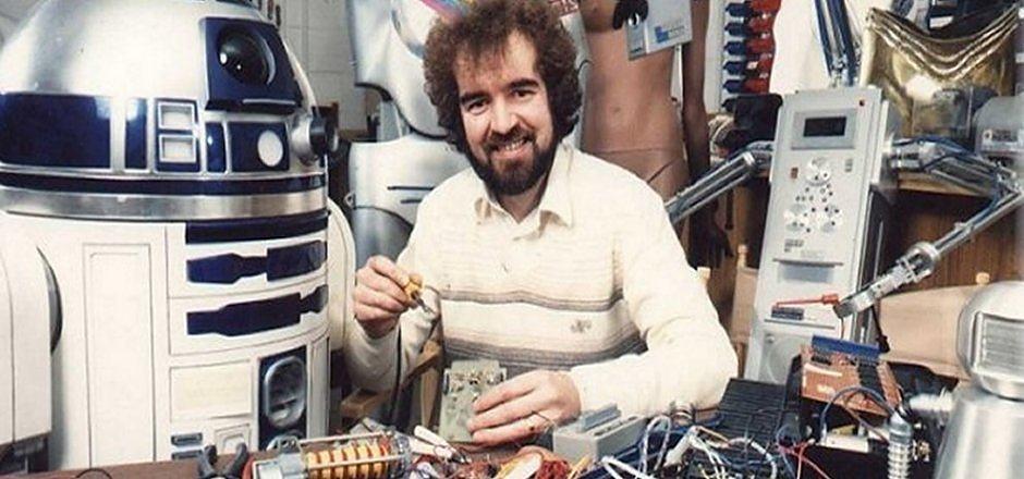 Tony Dyson, Creator of R2-D2, Has Passed Away