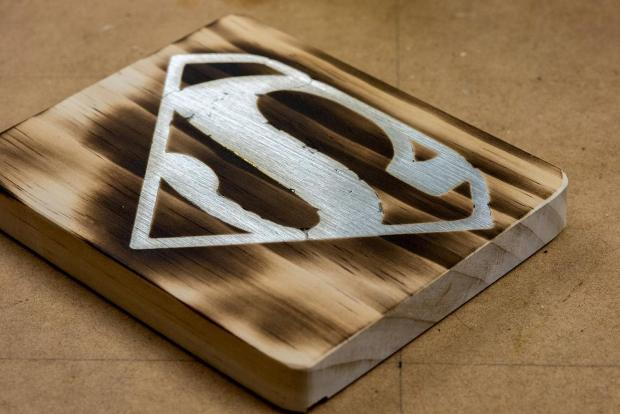 How To Create An Easy Inlay In Wood With Solder Make