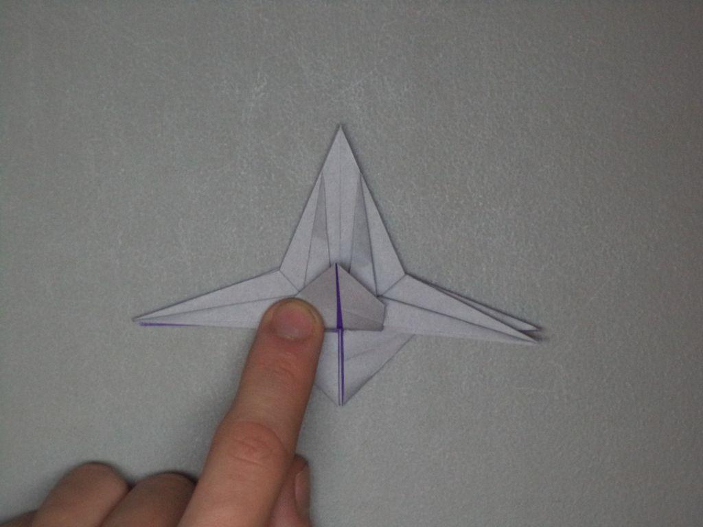 How to make x wing origami make xwingorigami2 jeuxipadfo Images