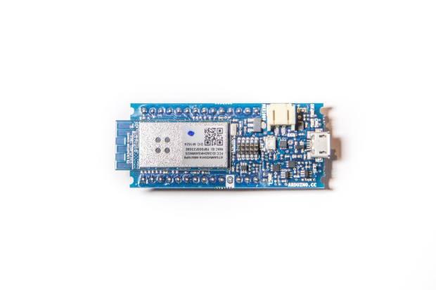Arduino MKR1000 Back