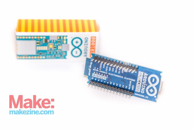 Arduino MKR1000 and Box