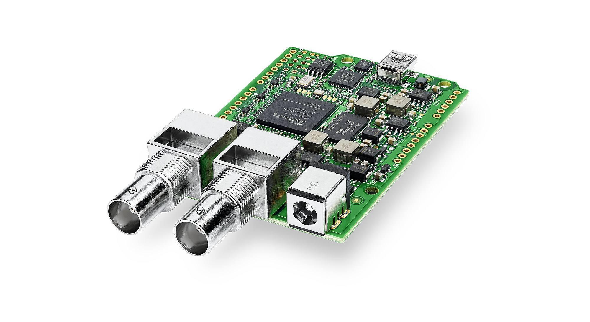 Control Your Camera Rig with the Blackmagic SDI Arduino Shield