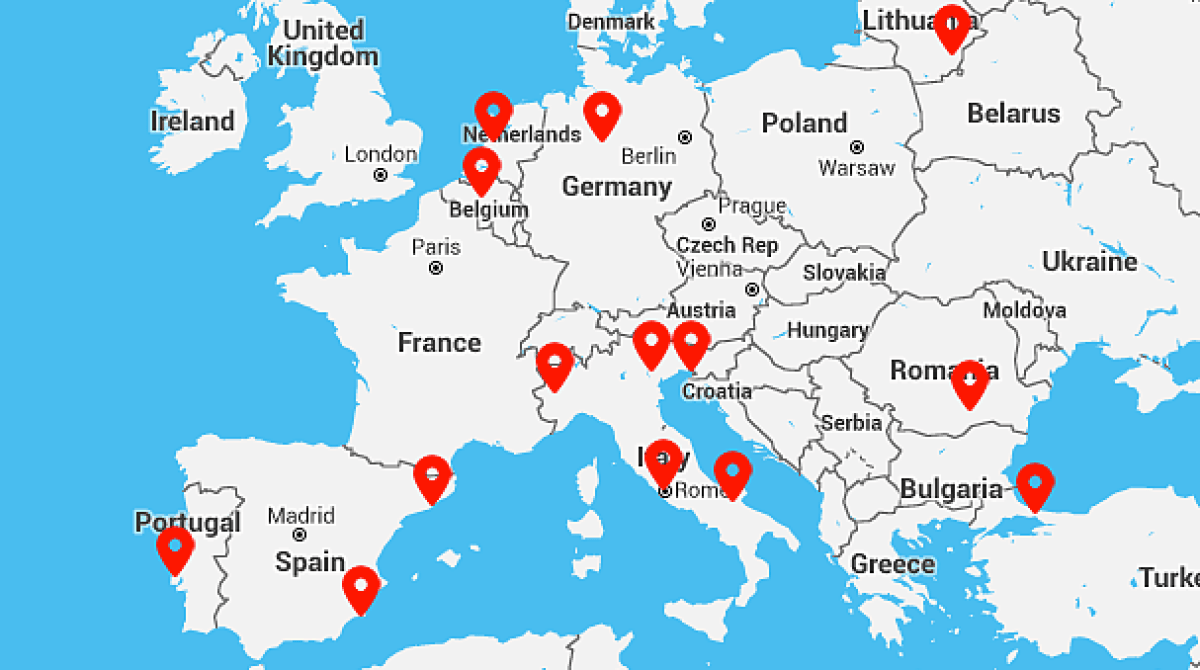 Maker Continent: Europe Unleashes Creativity During Maker ...