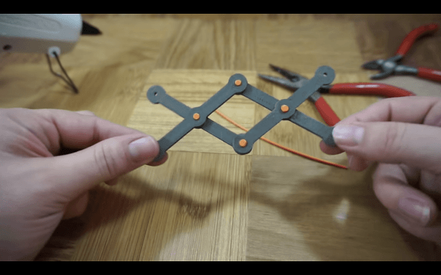 Pro Tip: Use Filament to Add Simple Rivets and Hinges to 3D Prints