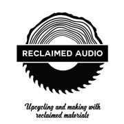 reclaimed audio podcast logo