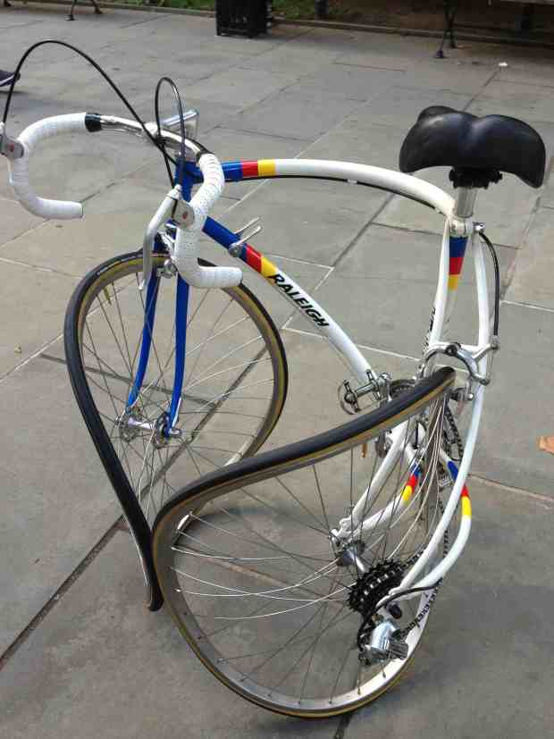 bent-bicycle