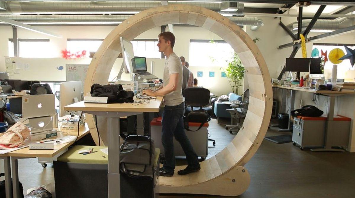 Standing Desk Diy Adjustable