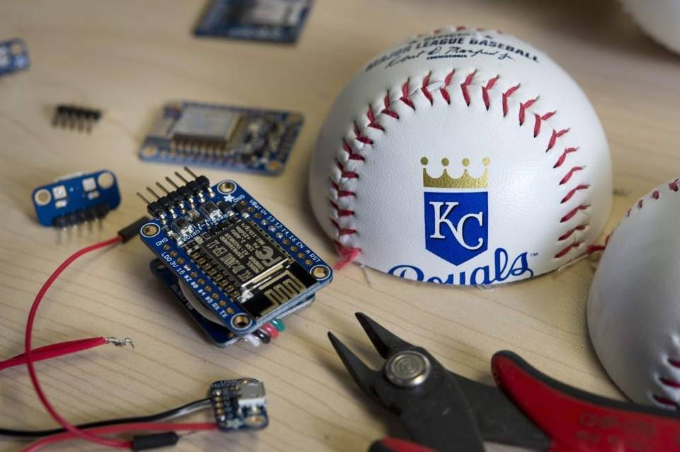 Smart Baseball Allows You to Message it on Opening Day