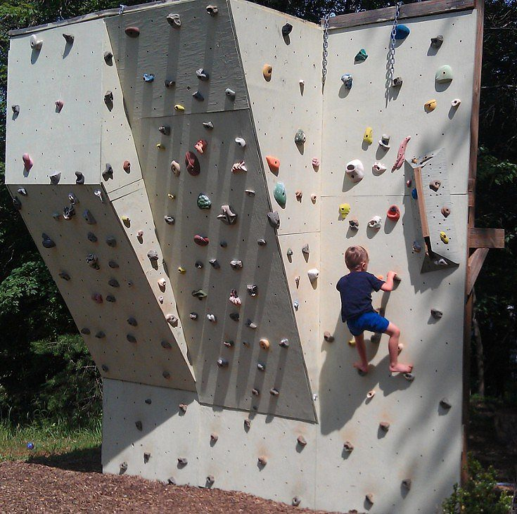 Article Featured Image 20 DIY Rock Climbing