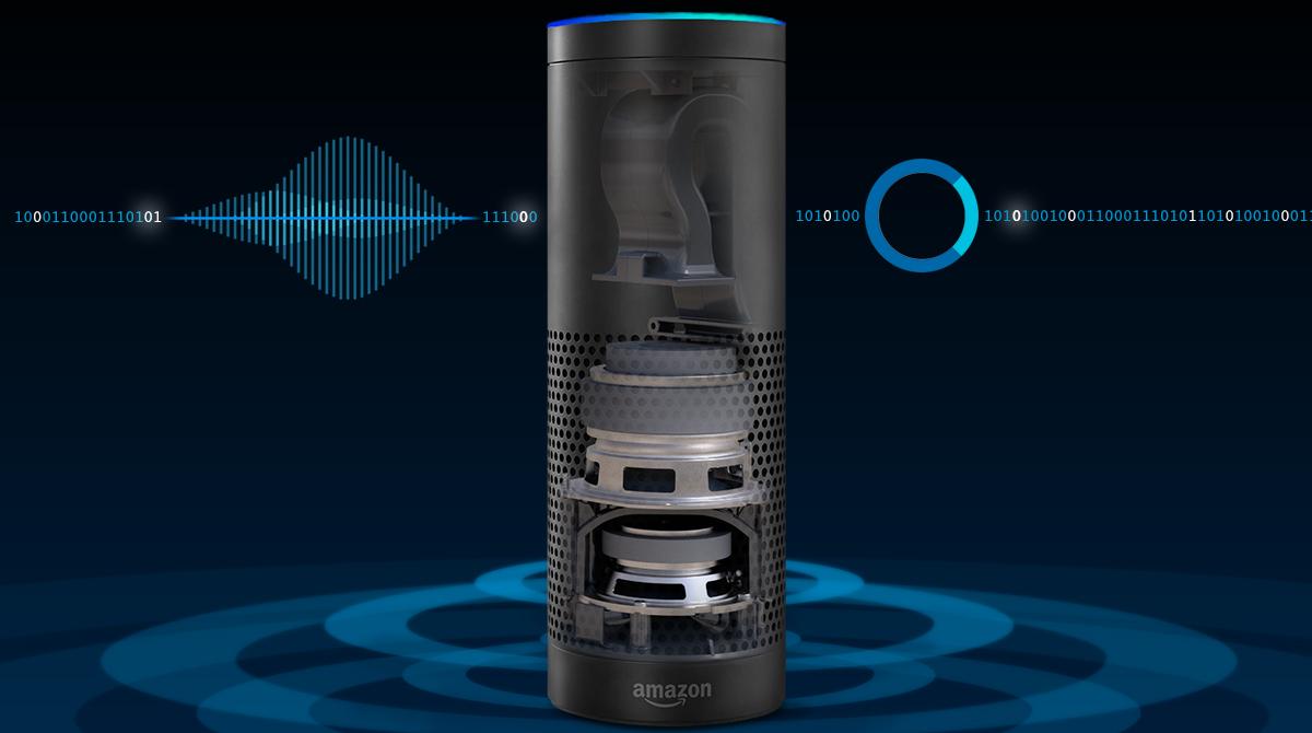 Hey Alexa! Make a Voice Command, Win an Amazon Echo