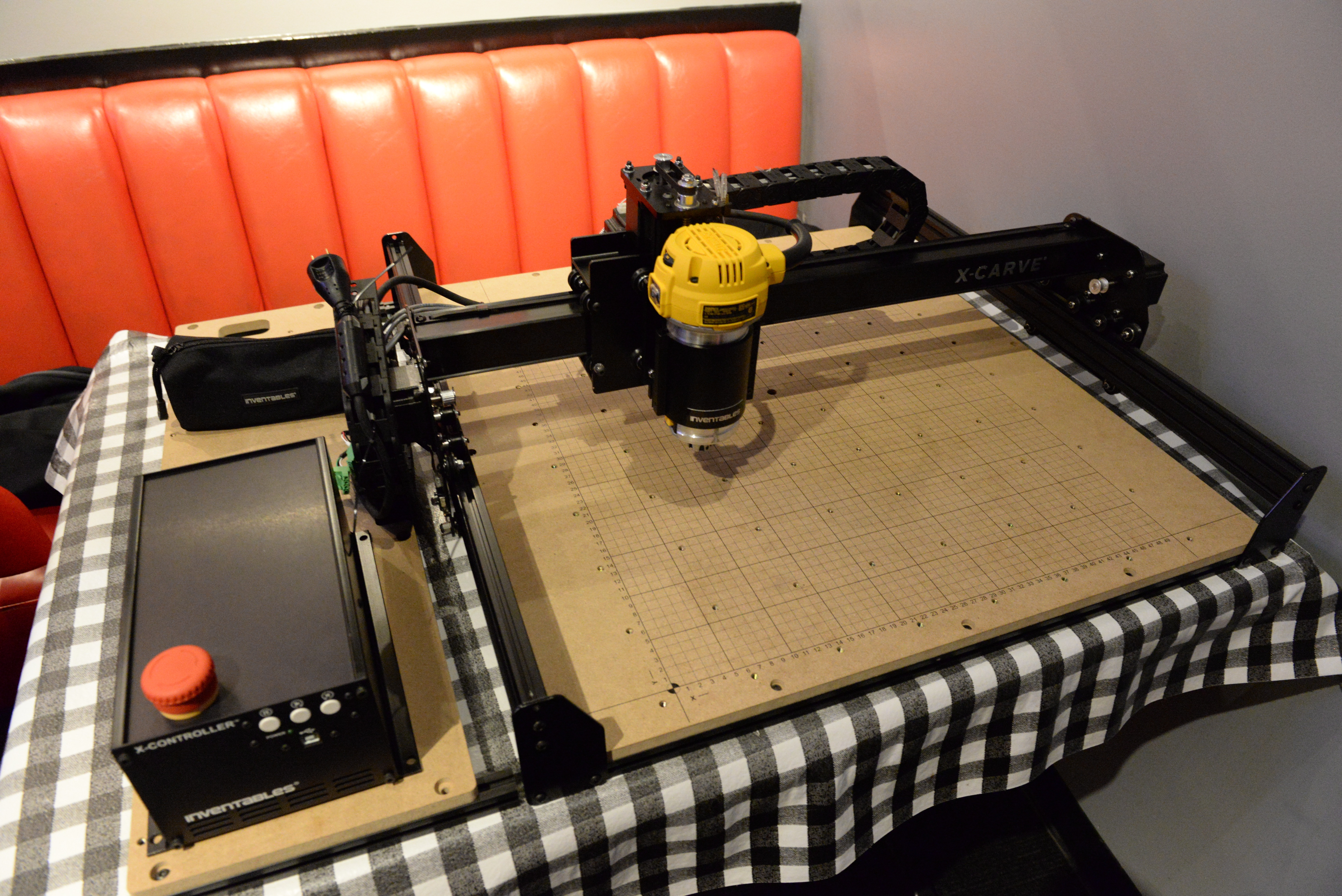 Is This a New X-Carve CNC Machine?