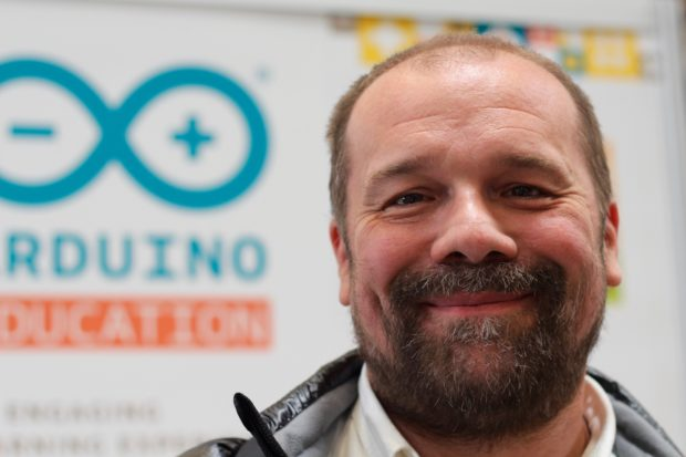 Arduino Create was released from beta today, and allows Makers to write sketches as well as share them and collaborate in a new web-based platform. Read more here. (5:30pm Alasdair Allan)