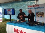 Meet Your Favorite Makers at the Maker Faire Show & Tell Stage This Weekend