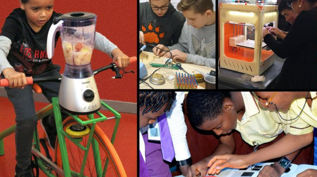 Reimagining the School Science Fair