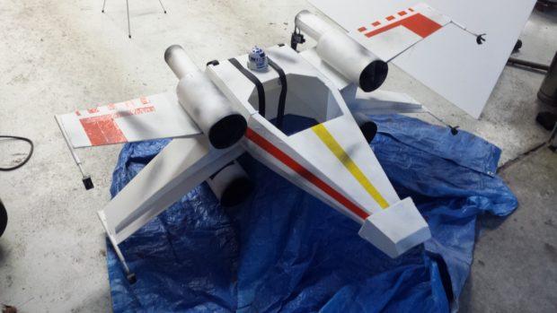 X Wing 1