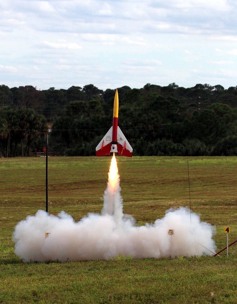 The Great Make: Rocketry Round-Up