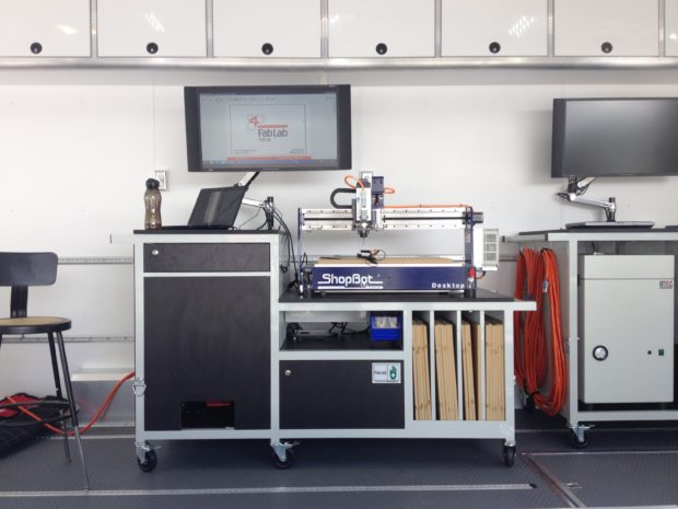 Made in Baltimore: Creating a Mobile Makerspace | Make:
