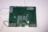 control board for initial sensor tests