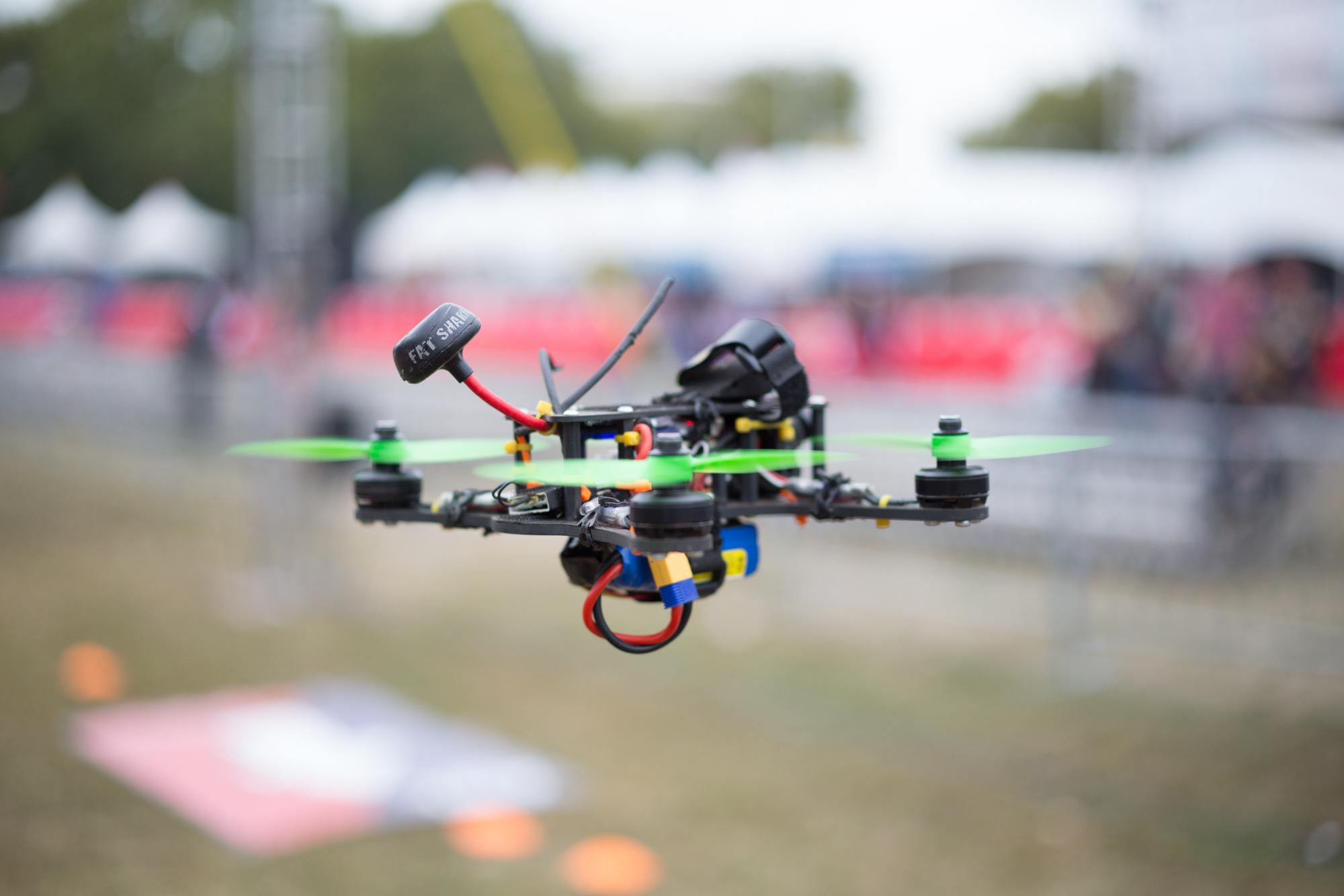 Drone Sports and Education Are Under Attack in California
