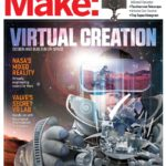Our latest issue, with a special section on VR. Get it here.