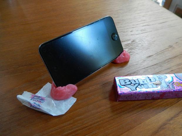 gum easel