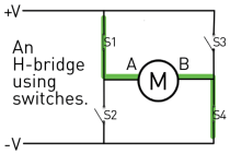 h-bridgediagram