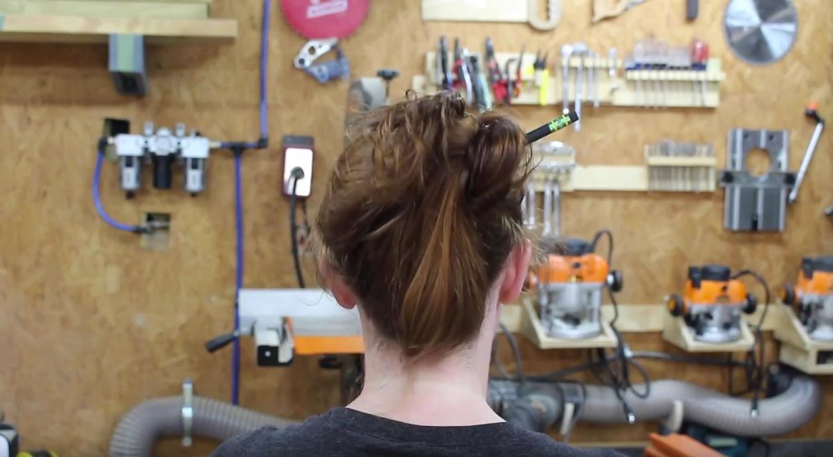 April Wilkerson Talks Hair Management for the Workshop