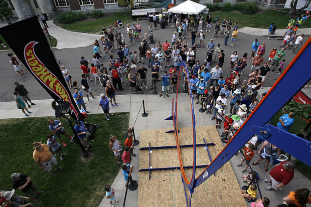 Maker Faire Detroit 2015 at The Henry Ford in Dearborn, Mich. Saturday, July 25, 2015. Gary Malerba/Special To The Henry Ford