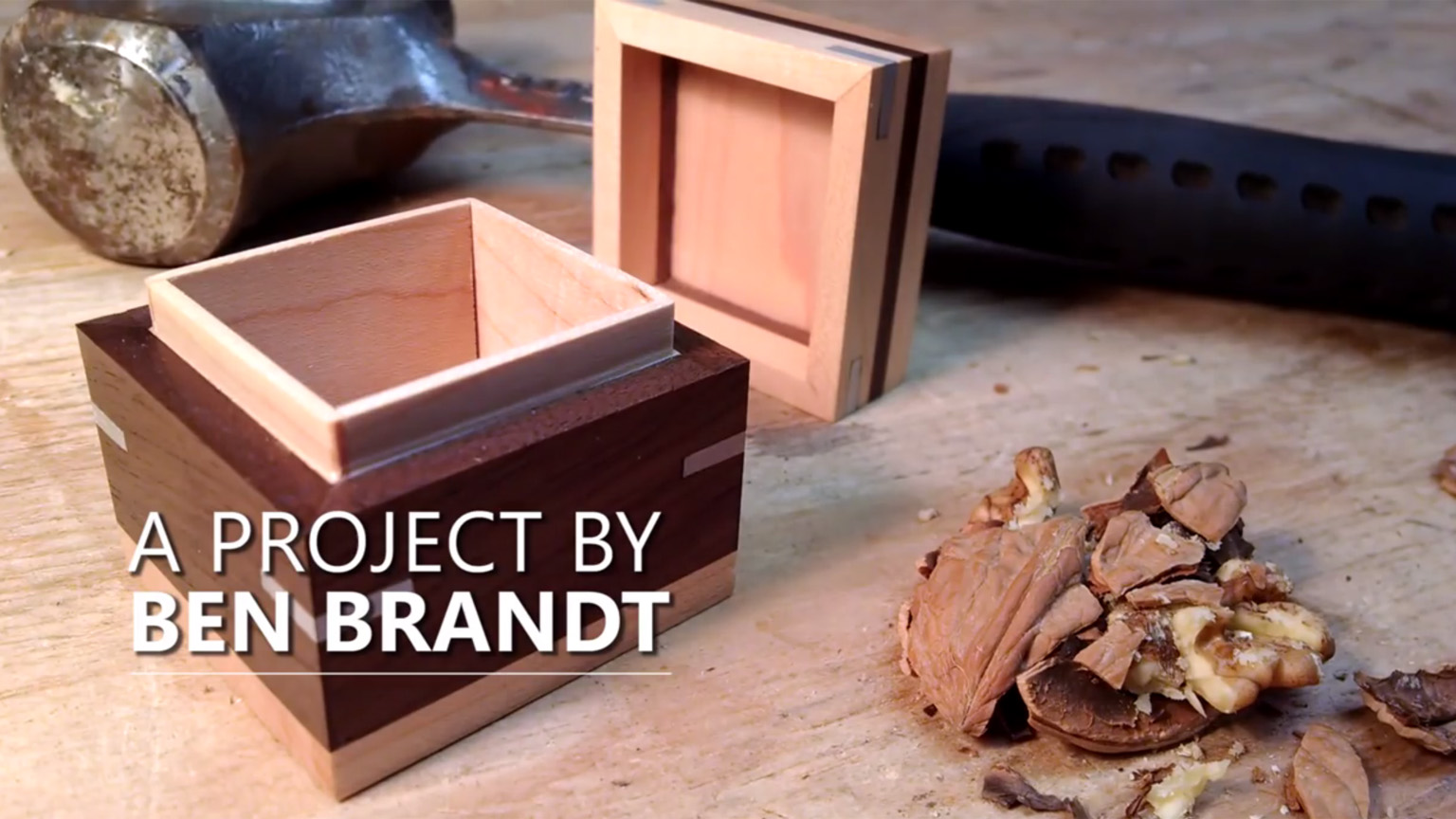 Weekend Watch: B2Builds Dives into Electronics and Woodworking