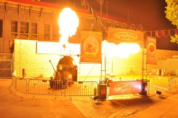 boiler bar