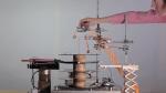 Techno Music Goes Analog with Graham Gunning's Rube Goldberg-Style Vinyl Tower