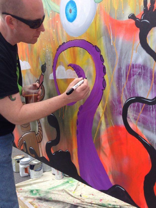MuralPainting