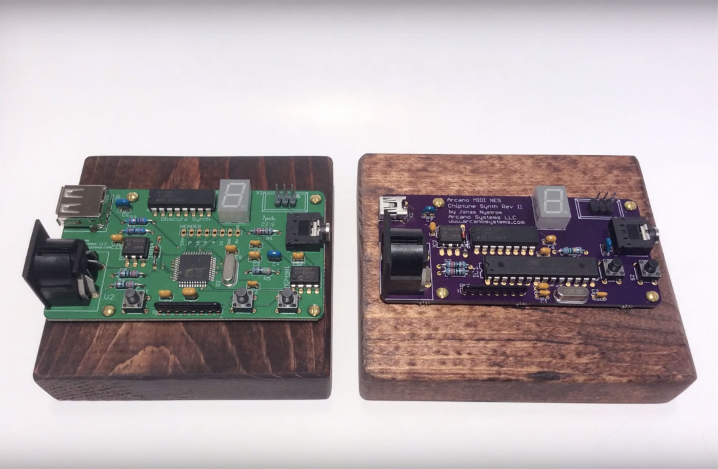 Create Your Own 8-Bit Music with a Pocket Sized Synth