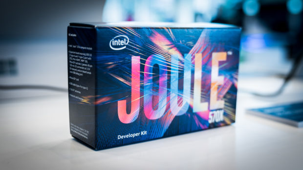 The Joule dev kit is aimed at more sophisticated developers.