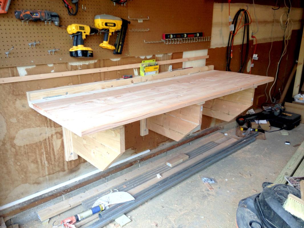 Simple Folding Workbench Plans Diy Folding Workbench Remodel
