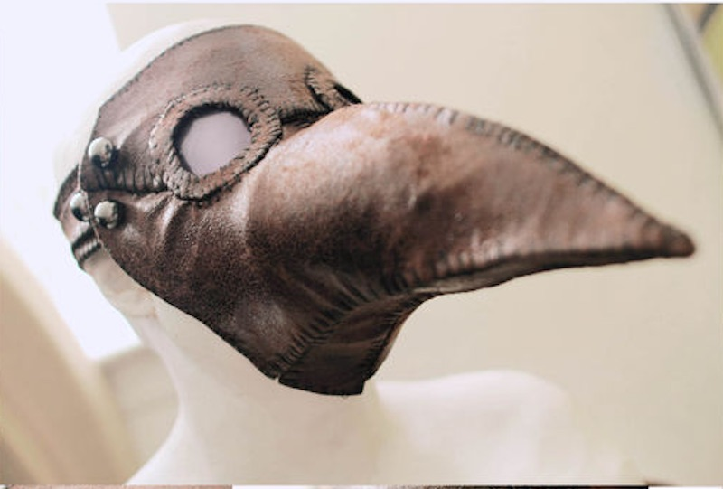 Make This Amazing Plague Doctor's Mask