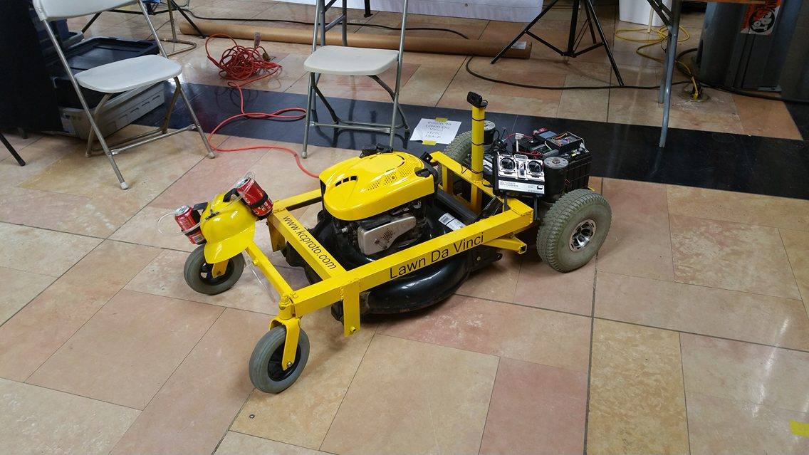 DIY mowing: drawing, materials, instructions for making 53