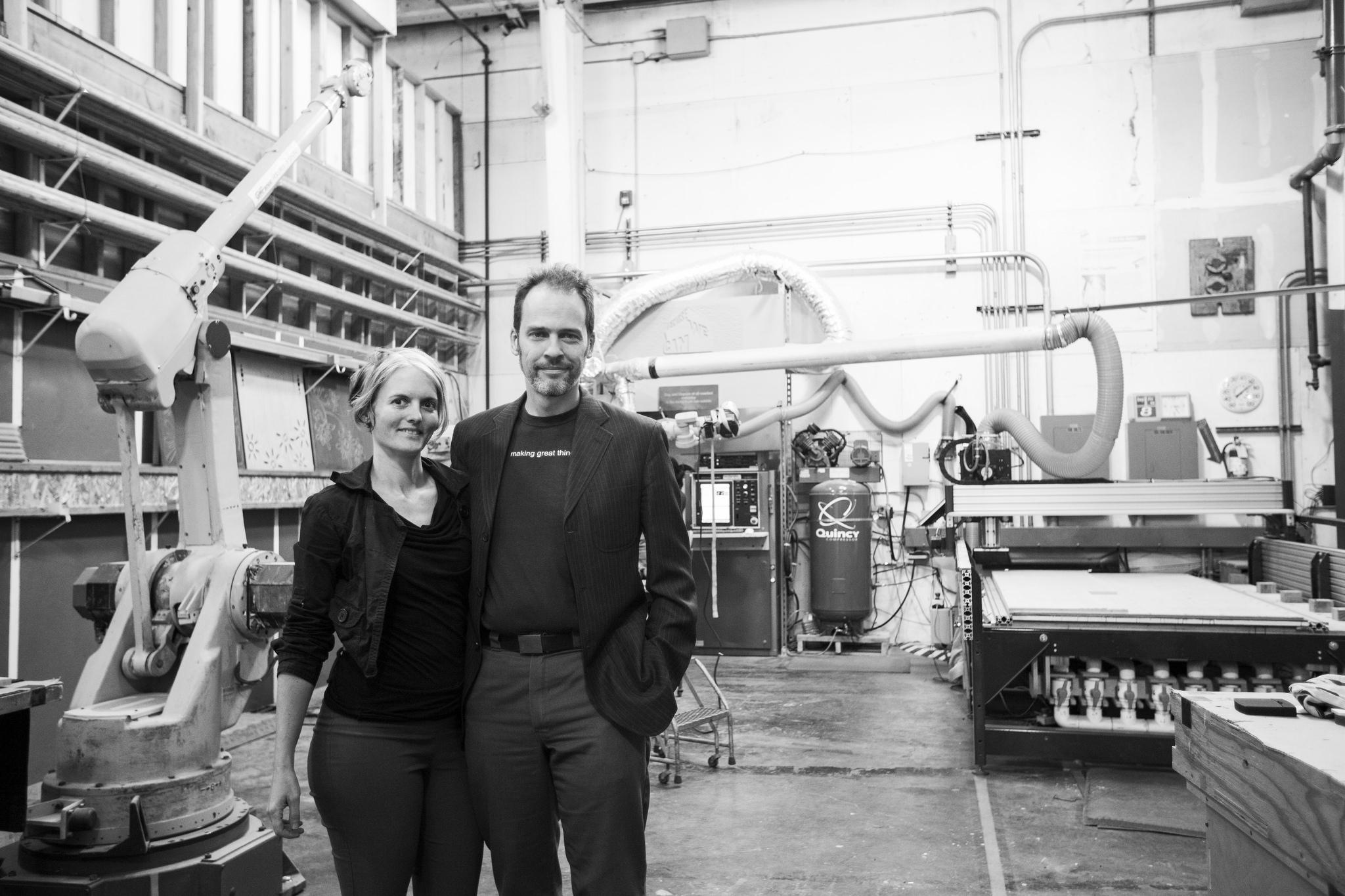 Maker Spotlight: Jillian Northrup & Jeffrey McGrew