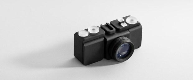 3DP Camera