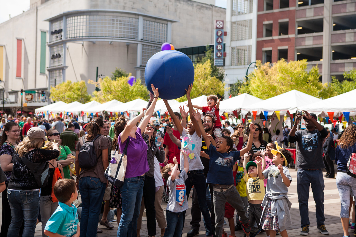Kids of All Ages Get Hands-On at Maker Faire Silver Spring