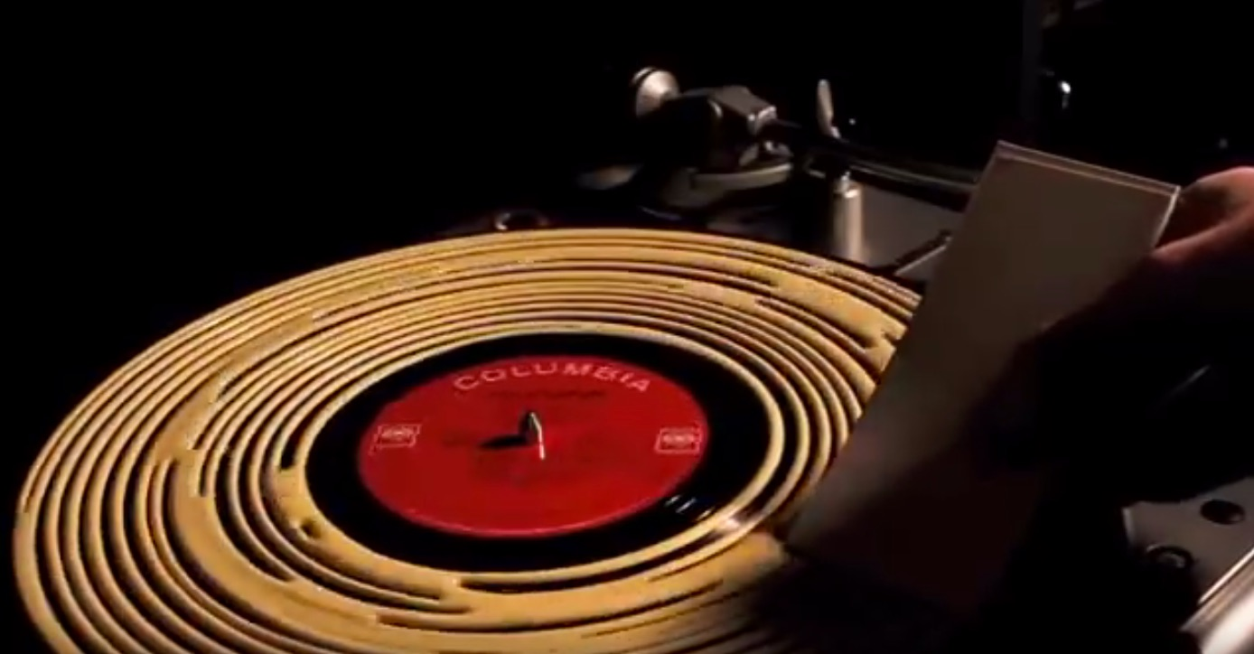 Quick Tip: Cleaning Old Records with Wood Glue