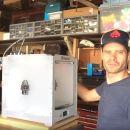 Quick Tip: Make a Rotating Platform for Easy 3D Printer Access