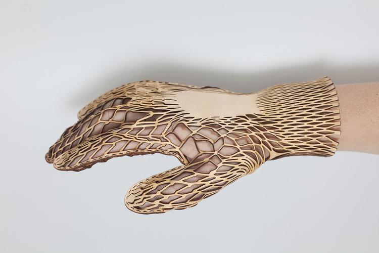 Renee Verhoeven's Unique and Stunning Glove Experiments